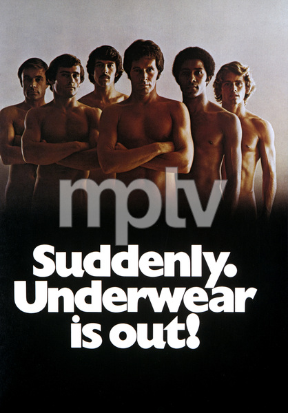Advertisement (Munsingwear Dynamite Underwear)1973© 1978 Sid Avery - Image 12560_0042