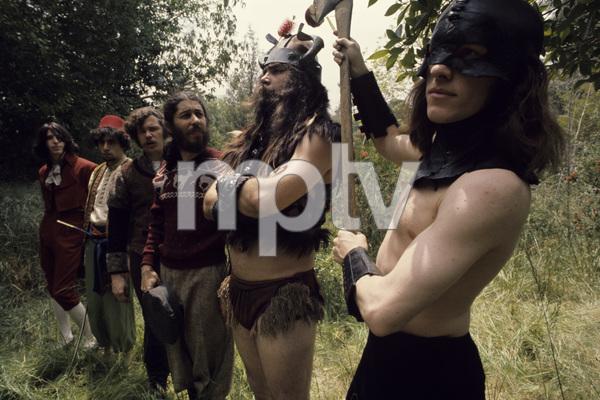 The Fugs (Ed Sanders, Tuli Kupferberg)1968 © 1978 Ed Thrasher - Image 12566_0004