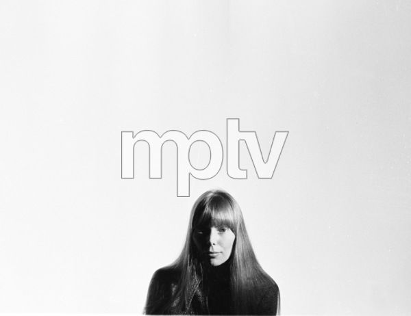 Joni Mitchell, March 1968. © 1978 Ed Thrasher - Image 12614_0006