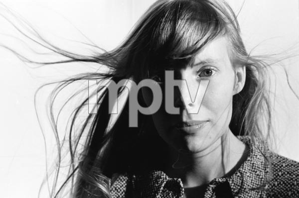 Joni Mitchell1968 © 1978 Ed Thrasher - Image 12614_0008
