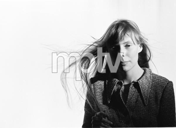 Joni Mitchell, March 1968. © 1978 Ed Thrasher - Image 12614_0010