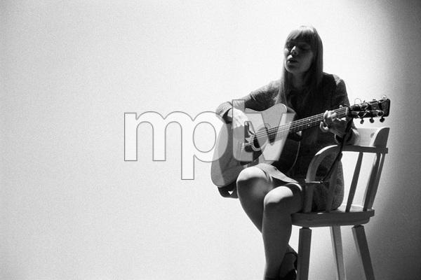 Joni Mitchell1968 © 1978 Ed Thrasher - Image 12614_0013
