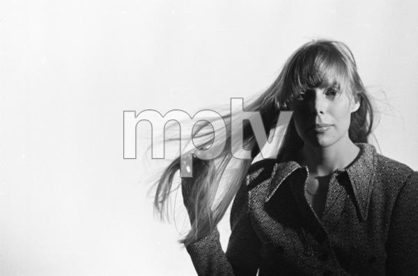 Joni Mitchell1968© 1978 Ed Thrasher - Image 12614_0030
