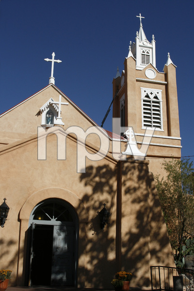 San Felipe De Neri Church / Albuquerque, New Mexico © 2008 Ron Avery - Image 12622_0005