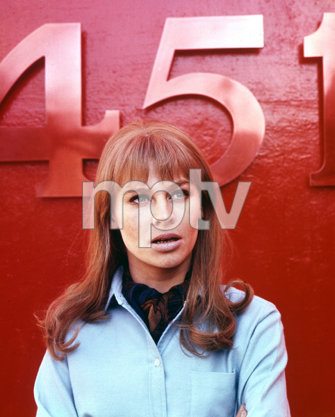 Julie Christie, Fahrenheit 451, Universal, 1966, I.V. - Image 12706_0023