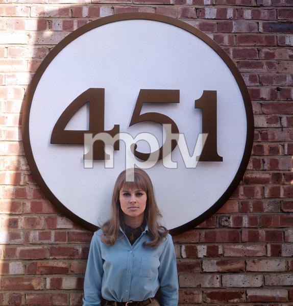 Julie Christie,  Fahrenheit 451, Universal, 1966, I.V.  - Image 12706_0026
