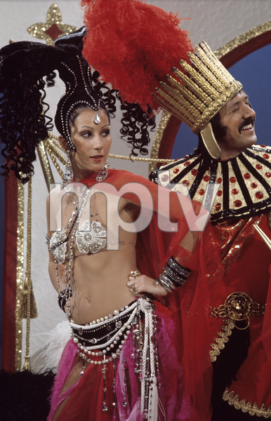 """The Sonny and Cher Comedy Hour""Cher, Sonny Bonocirca 1973** H.L. - Image 1273_0087"