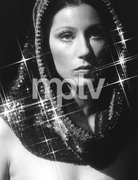 """""""Sonny and Cher Comedy Hour""""Cher singing """"Willow Weep for Me""""circa 1972**I.V. - Image 1273_0094"""