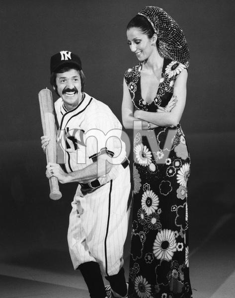 """Sonny and Cher Comedy Hour""Sonny and Chercirca 1972**I.V. - Image 1273_0096"