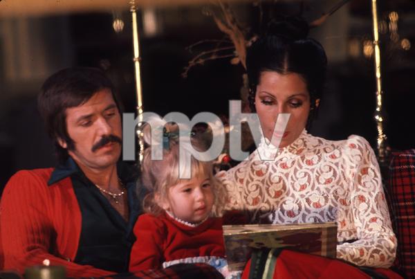 "1273-54 ""SONNY & CHER COMEDY HOUR, THE""SONNY BONO, CHASTITY BONO, CHERC. 1973 CBS © 1978 GUNTHER / MPTV - Image 1273_54"