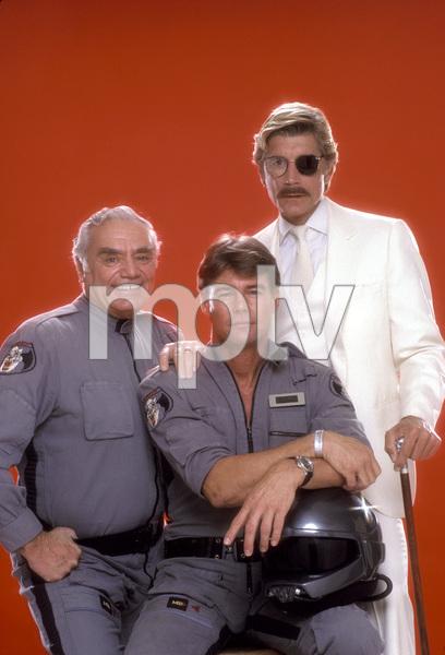 """Airwolf""Ernest Borgnine, Jan-Michael Vincent, Alex Cord1984 © 1984 Mario Casilli - Image 1283_0007"