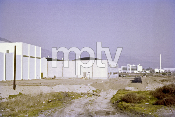 NBC Studios (Burbank, CA)circa 1955© 1978 Gerald Smith - Image 12910_0003