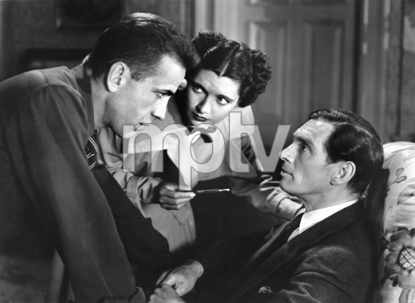 """King of the Underworld""Humphrey Bogart, Kaye Francis1939 Warner Brothers**I.V. - Image 12941_0004"