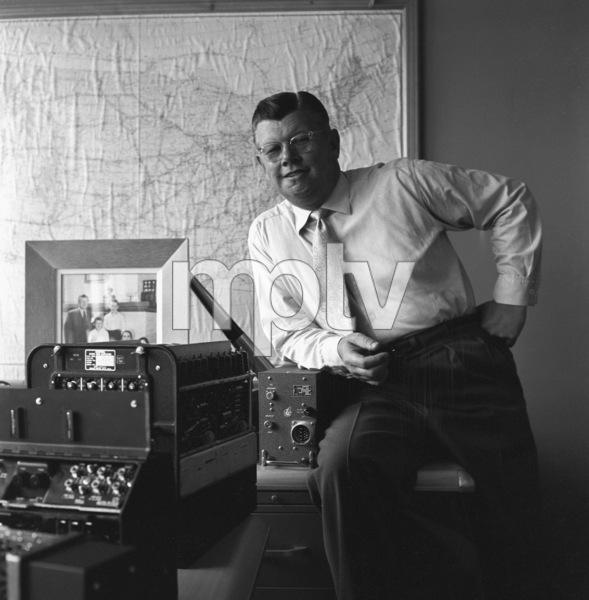"William P. ""Bill"" Lear1956© 1978 Sid Avery - Image 12962_0001"