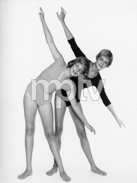 Kelly Harmon and Kristin Harmoncirca 1950sPhoto by Gabi Rona - Image 12980_0006