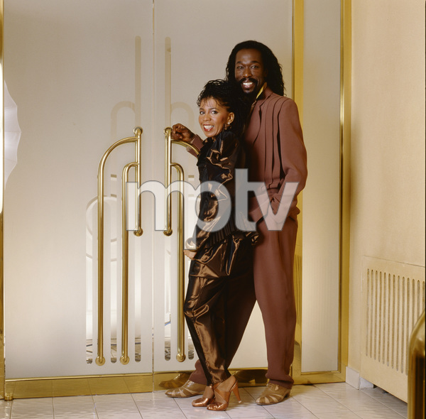 Ashford & Simpson (Nickolas Ashford and Valerie Simpson) 1982 © 1982 Bobby Holland - Image 13047_0044