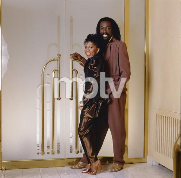 Ashford & Simpson (Nickolas Ashford and Valerie Simpson) 1982 © 1982 Bobby Holland - Image 13047_0046