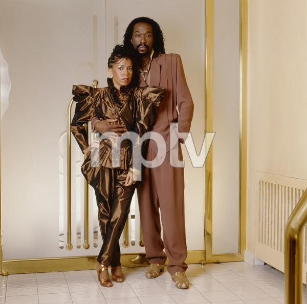 Ashford & Simpson (Nickolas Ashford and Valerie Simpson) 1982 © 1982 Bobby Holland - Image 13047_0051
