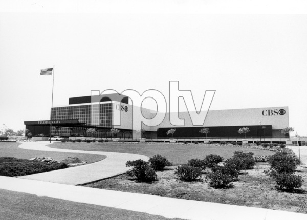 CBS Studio (Television City)Hollywood, CAcirca 1962Photo by Gabi Rona - Image 13137_0001