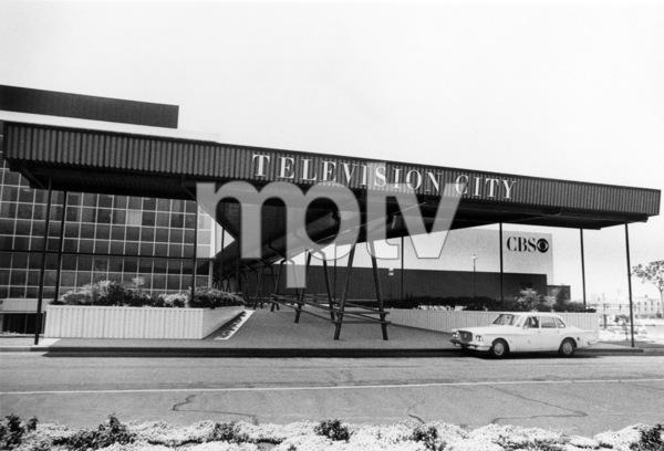 CBS Studio (Television City)Hollywood, CAcirca 1962Photo by Gabi Rona - Image 13137_0002