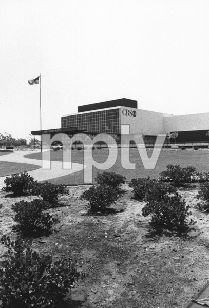 CBS Studio (Television City)Hollywood, CAcirca 1962Photo by Gabi Rona - Image 13137_0003
