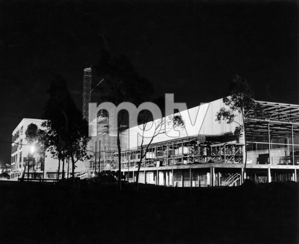 CBS Television City1952Photo by Gabi Rona - Image 13137_0005