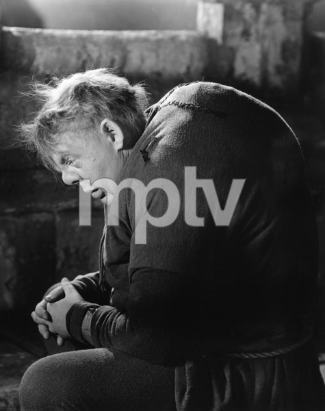 """""""The Hunchback of Notre Dame""""Charles Laughton1939 RKO Radio Pictures - Image 1315_0001"""