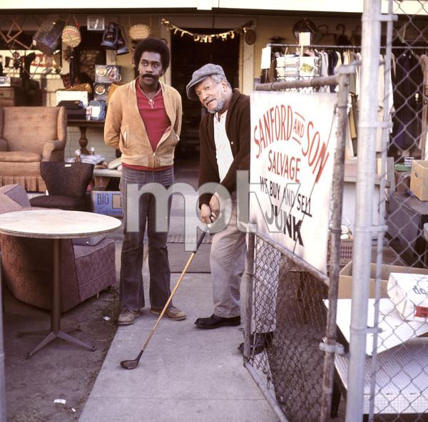 """""""Sanford and Son""""Demond Wilson, Redd Foxxcirca 1972** H.L. - Image 13197_0014"""