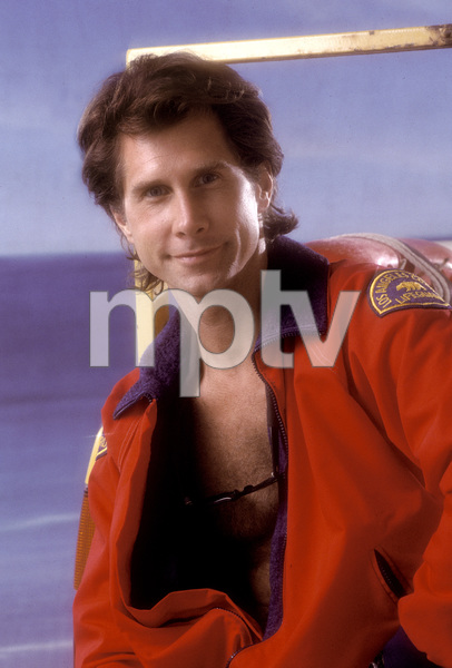"""Baywatch""Parker Stevenson1989 NBC © 1989 Mario Casilli - Image 1321_0128"