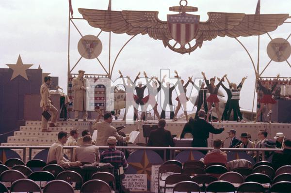 """The Milton Berle Show"" Milton Berle 1956 Photo by Gerald Smith  - Image 13275_0004"