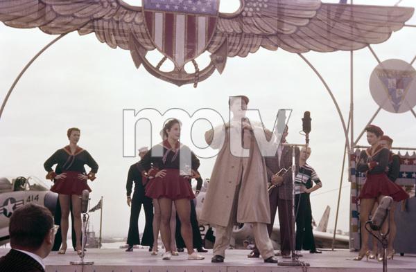"""The Milton Berle Show"" Milton Berle 1956 Photo by Gerald Smith  - Image 13275_0008"