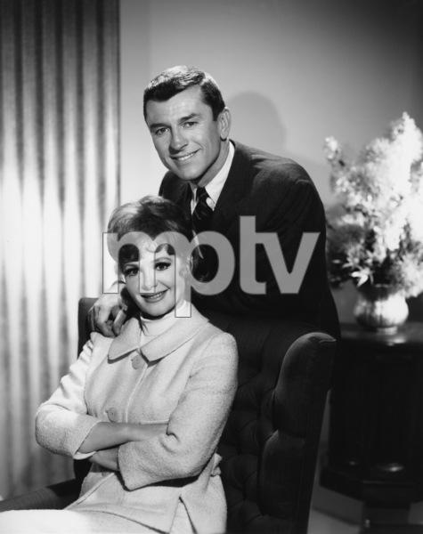 """The Cara Williams Show""Cara Williams, Frank Alettercirca 1964Photo by Gabi Rona - Image 13297_0002"
