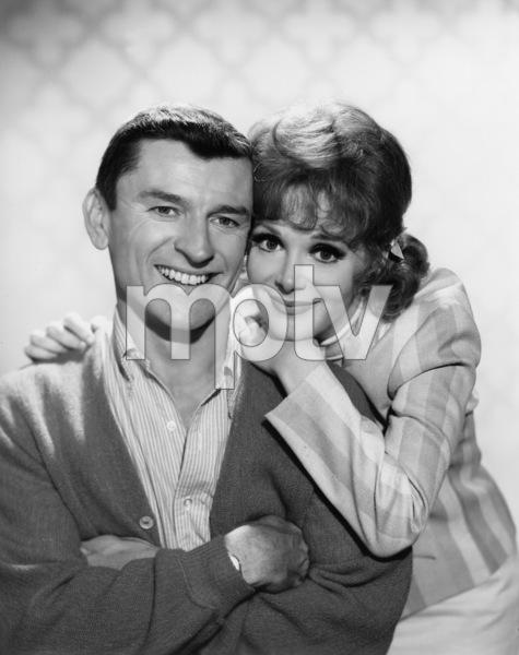"""The Cara Williams Show""Frank Aletter, Cara Williamscirca 1964Photo by Gabi Rona - Image 13297_0004"