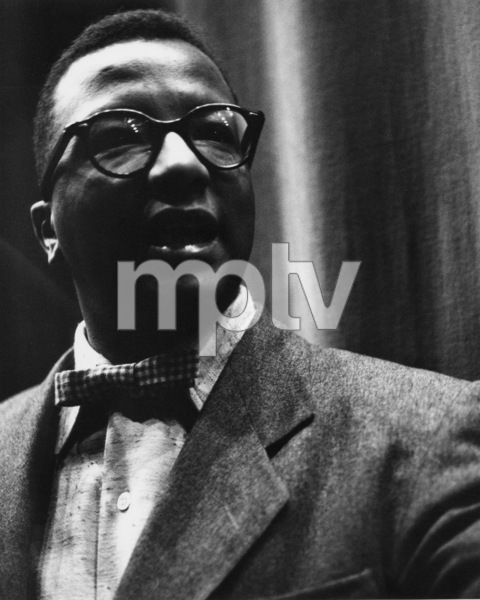 Billy Strayhorn circa 1951 © 1978 Bob Willoughby - Image 13330_1