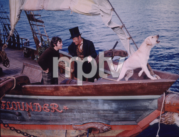 """1336-22 """"DR. DOLITTLE""""ANTHONY NEWLEY,REX HARRISON1967 20TH CENT. FOX / MPTV © 1978 TED ALLAN - Image 1336_22"""