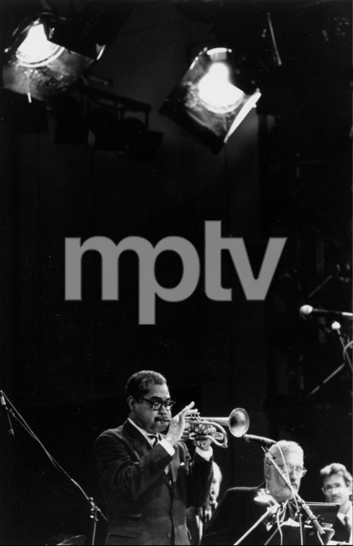 "N.Y. Jazz Giants: Art Farmer and Lee Konitz at the ""Jazz Gipfel"" concert, Stuttgart, Germany, 1992. © 1978 Bob Willoughby / MPTV - Image 13371_36"