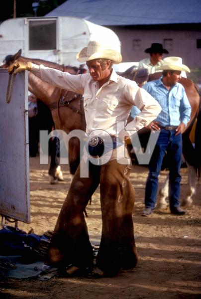 """Junior Bonner""Steve McQueen1972 Solar Productions © 1978 Bob Willoughby - Image 1340_0017"