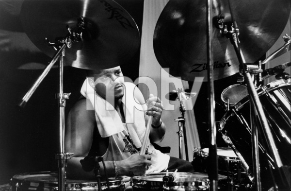"Ricky Wellman at the ""Jazz Gipfel"" concert, Stuttgart, Germany, 1992. © 1978 Bob Willoughby / MPTV - Image 13410_11"