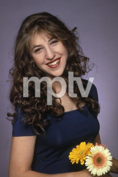 """Blossom""Mayim Bialik1995 © 1995 Mario Casilli** H.L. - Image 1352_0013"