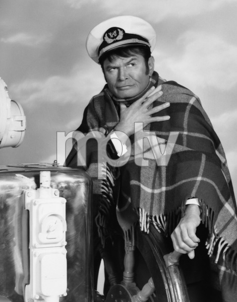 """""""The Queen and I""""Larry Storch1969Photo by Gabi Rona - Image 13578_0002"""