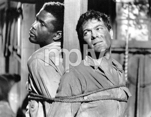"""""""The Defiant Ones""""Sidney Poitier & Tony Curtis 1958 MGM**I.V. - Image 1369_0006"""