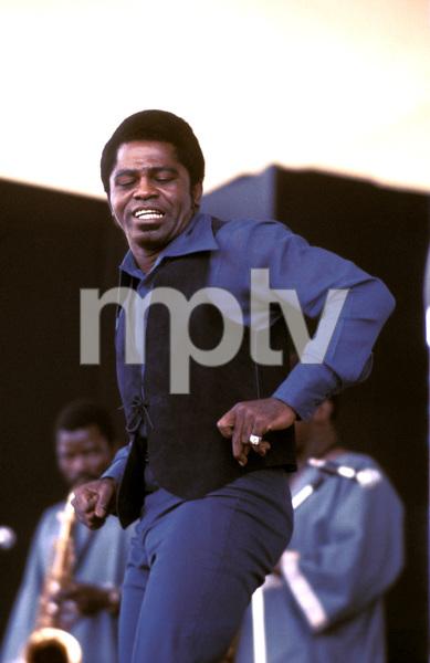 James Browncirca 1965 © 1978 Gunther - Image 13730_0001