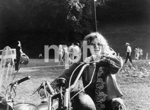 Janis Joplin, late 1960