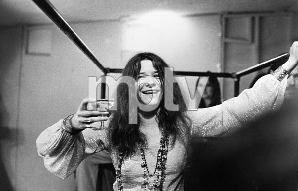 Janis Joplin circa late 1960s ** I.V. - Image 13762_0009