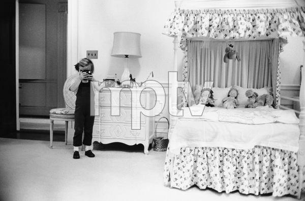 Caroline Kennedy at The White Housecirca 1961 © 2000 Mark Shaw - Image 13772_0001