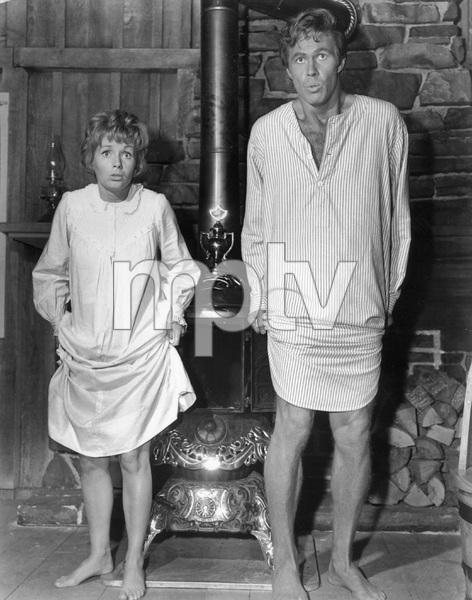 UNSINKABLE MOLLY BROWN, MGM 1964, DEBBIE REYNOLDS, HARVE PRESNELL, IV - Image 13800_0013