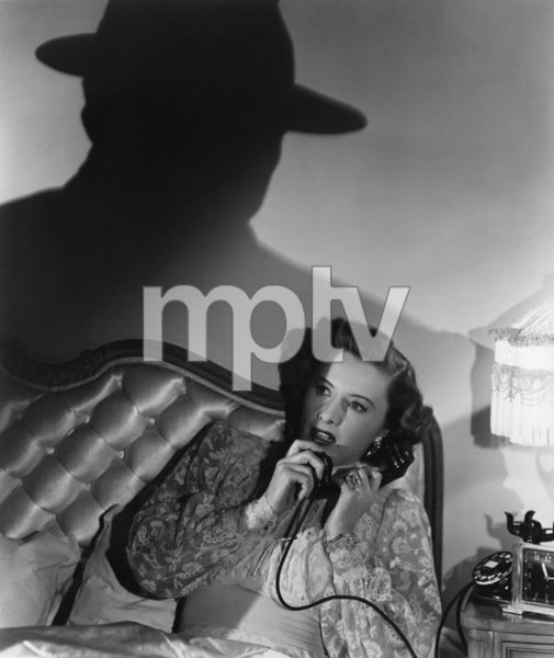 """Sorry, Wrong Number""Barbara Stanwyck1948 Paramount - Image 13828_0001"