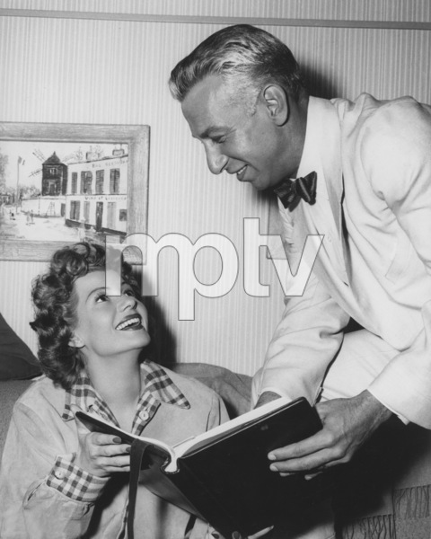 """Miss Sadie Thompson""Rita Hayworth, Jose Ferrer1953 Columbia - Image 13844_0002"