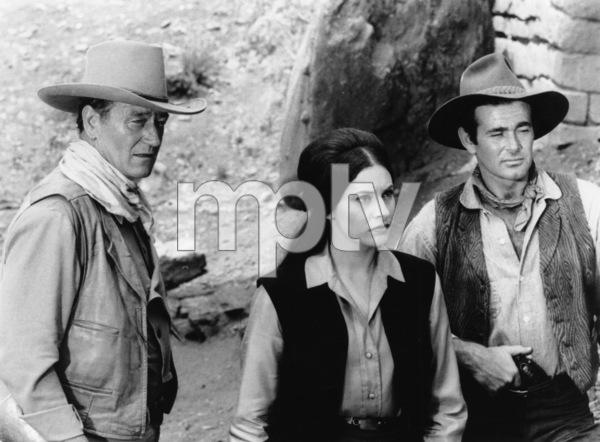 """The Comancheros""John Wayne, Stuart Whitman1961 20th Century Fox - Image 13897_0001"