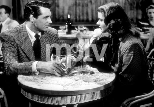 """Notorious,""Cary Grant and Ingrid Bergman.1946 RKO - Image 1398_0002"